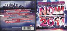 Now The Hits Of Winter 2011 cd (22 tracks)- Katy Perry,Panic At The Disco +
