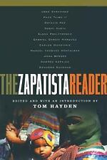 The Zapatista Reader (Nation Books), , , Very Good, 2002-01-04,