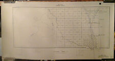 1943 Corpus Christi Index Map, San Antonio Sheet, Gulf Of Mexico