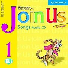 Join Us for English 1 Songs Audio CD (Join in), Puchta, Herbert, Gerngross, Gunt
