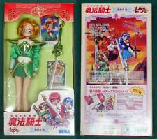 Magic Knight Rayearth fuu hououji DX Figure Doll SEGA Japan Clamp