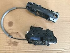 2008-on SEAT IBIZA 5Dr MK4 6J Front Driver Side Door Lock & Exterior Handle