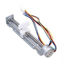2 Phases 4 Wires DC 4V-9V 18 Degrees Drive Stepper Motor Screw with Nut Slider