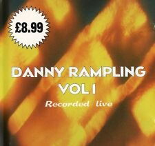 Danny Rampling ‎– Vol.1 Recorded Live  (DJ MIX CD) 1998 Soulful Funky House Mix