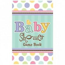 Tiny Bundle Baby Shower Game Book
