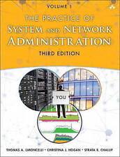 La práctica de administración de sistemas y redes: volumen 1, Thomas A. limoncell