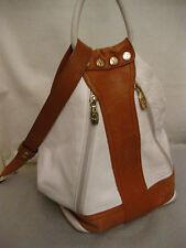 VALENTINA shoulder sling bag made in Italy 100% leather handbag