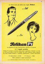 Pubblicità Advertising Werbung 1960 PELIKAN P1