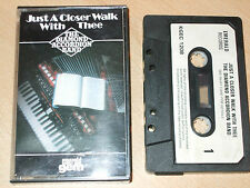 The Diamond Accordion Band - Just a Closer Walk With Thee (Cassette) 12 Tracks