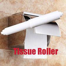 2Pcs DIY Bathroom Hotel Toilet Tissue Paper Roller Spindle Spring Stick Holder