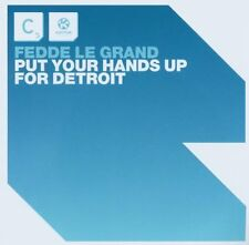 Fedde Le Grand Put your hands up for Detroit (2006) [Maxi-CD]