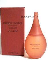ENERGIZING EAU AROMATIQUE FRAGRANCE SHISEIDO PERFUME EDP 3.3 OZ 100 ML SPRAY NIB