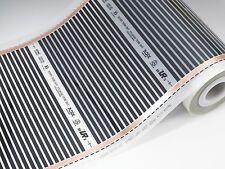"""Carbon Warm Floor Heating Film Kit 170 sq ft 120V. 19 3/4""""  wide"""