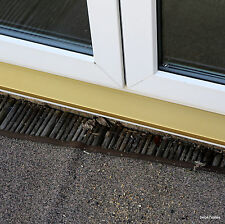 Gold Cill Protector Anti Slip Aluminum Cover Door window wood plastic upvc sill