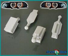 2x SET SCHEINWERFER REFLEKTOR BEFESTIGUNG HALTER BMW E39 00-03 XENON HALOGEN NEU