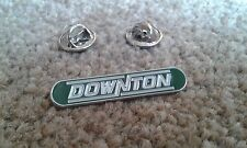 DOWNTON PIN BADGE MINI COOPER S 998 MK1 1275 850 BMC WORKS RALLY 1380 SPEEDWELL