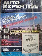 FIAT Uno - Revue technique Auto Expertise (catalogue pièces détachées)