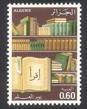 Argelia 1980 books/education/knowledge / library/printing 1v (n39594)