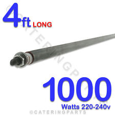 "HE4810 48"" 1220mm 1000w 1Kw 240v DRY / WET ROD 8MM UNIVERSAL HEATER ELEMENTS"