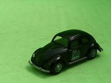 PRALINE VW VOLKSWAGEN  KAFER BEETLE - BLACK 50 JAHRE KÄFER - SPLIT WINDOW -