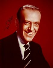 Handsome FRED ASTAIRE Signed Photo