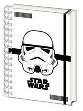 STAR WARS STORMTROOPER HARDCOVER A5 NOTEBOOK LINED OFFICIAL