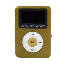 Quality Digital MP3 Player LCD Screen Support 32GB Micro SD TF Card 2015 NEW