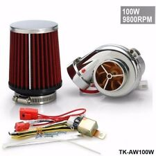 NEW MOTOR ELECTRIC TURBOCHARGER 100W 9800RPM FOR PIT PRO TUMPSTAR ATV QUAD BIKE