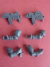 Space Wolves Power Armour 2 X BOLTER & ARMS SETS - Bits 40K