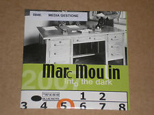 MARC MOULIN - INTO THE DARK - CD SINGOLO PROMO