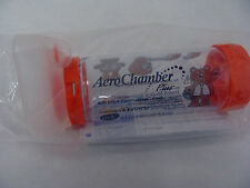 Aerochamber Plus VHC with mask for Infant Orange