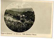 Cartolina Veggio di Grizzana m. 464 s/m Villa Giordano Menini (R195)