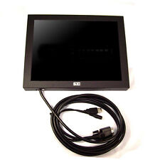 "SDC OF-T12 30,5 cm 12"" LCD TFT Touchscreen Open Frame Monitor Einbau Industrie"