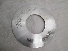 Harley Davidson EVO Touring Softail or Dyna Screamin Eagle Air Cleaner Trim