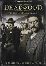 Deadwood - The Complete Second Season (DVD, 2015, 6-Disc Set)