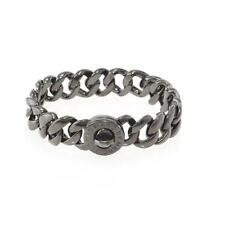 Marc by Marc Jacobs 6070 Womens Katie Gray Brass Small Bracelet Jewelry O/S BHFO