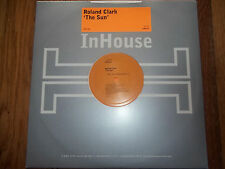 "ROLAND CLARK - THE SUN 12"" RECORD / VINYL - IN HOUSE RECORDS - IN0 06"