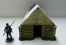 Diorama Zubehör Amerikanischer Bürgerkrieg Zelt, 1/32, Tented Cabin Civil War