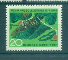 ACQUEDOTTO - BRINE PIPELINE WEST GERMANY BRR 1969