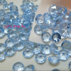 2000 Blue Acrylic Diamond Confetti 1/3ct for Wedding Decoration Table Scatter