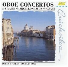 DOUGLAS BOYD - Oboe Concertos By Vivaldi, Marcello... CD NEW/ STILL SEALED RARE