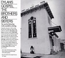 """BOB DYLAN """"DYLAN'S GOSPEL"""" - THE BROTHERS AND SISTERS - MERRY CLAYTON - CD"""