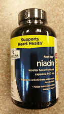 Member's Mark® Flush Free Niacin - 500mg/ 200 ct.
