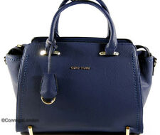 Caro Paris 4413  Navy Handbag