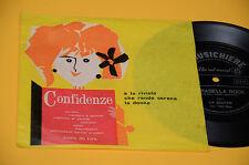 """7"""" 45 FLEX DISC (NO LP ) LIA SCUTARI CERASELLA ROCK OTTIME CONDIZIONI"""