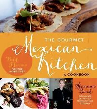 GOURMET MEXICAN KITCHEN- A COOKBOOK (978162414096 - SHANNON BARD (PAPERBACK) NEW
