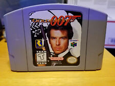 GoldenEye 007 W/ Manual Great Condition Tested Bundle for N64 Nintendo 64 system