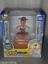 Tomy Little Taps Pop n Step Toy Story Woody Disney Dancing Music Japan RARE