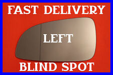VAUXHALL ASTRA H CDTI 2004-2009  MIRROR GLASS WIDE ANGLE  LEFT