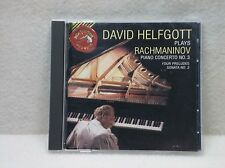 David Helfgott Plays Rachmaninov Piano Concerto #3 Four Preludes Sonata #2 - CD